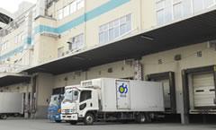 大阪市の物流サポートの舞洲流通センター